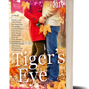 Tiger's Eye Little Gems anthology RWA sweet romance