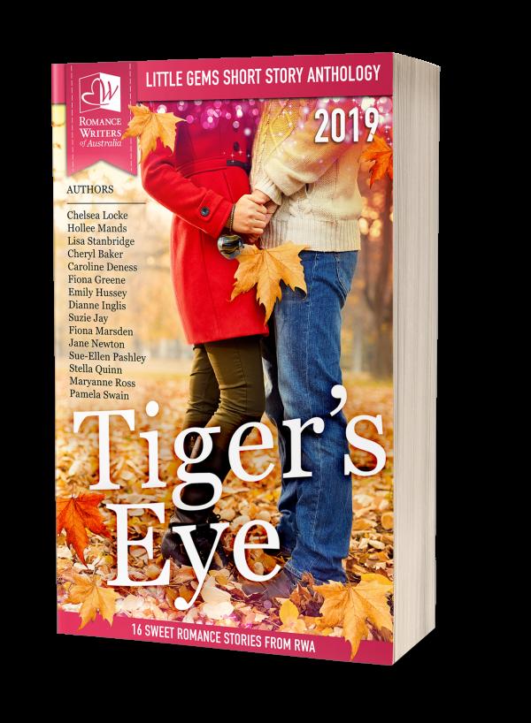 Tiger's Eye Little Gems anthology RWA sweet romance