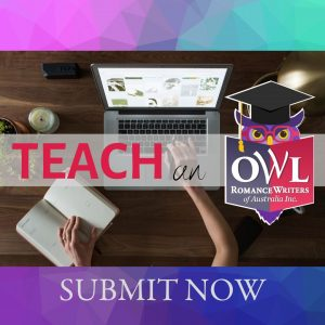 Teach an OWL 2020 closing 18th October