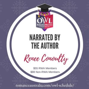 DECEMBER OWL - Narrated by the Author with Renee Conoulty