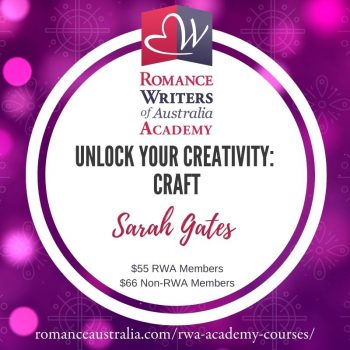 APRIL SHORT COURSE - Unlock Your Creativity with Sarah Gates