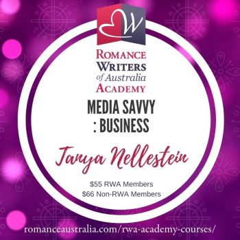 JULY SHORT COURSE - Media Savvy with Tanya Nellestein
