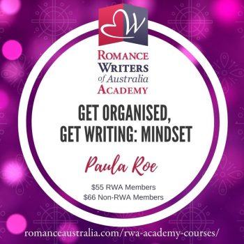 SEPTEMBER SHORT COURSE - Get Organised, Get Writing with Paula Roe