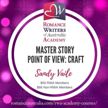 SEPTEMBER SHORT COURSE - Master Story Point of View